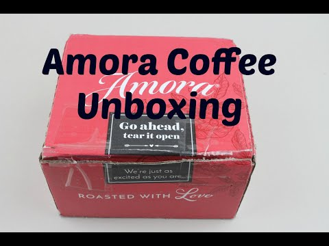 Amora Coffee July 2020 Review + Coupons