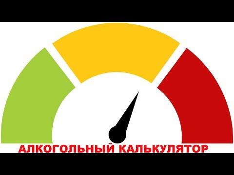 Алкогольный калькулятор Voprosoff.net: самый точный в России