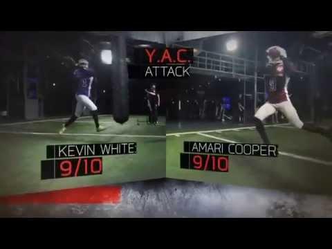 Kevin White vs Amari Cooper - Sports Science