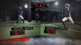 Kevin White vs Amari Cooper - Sports Science