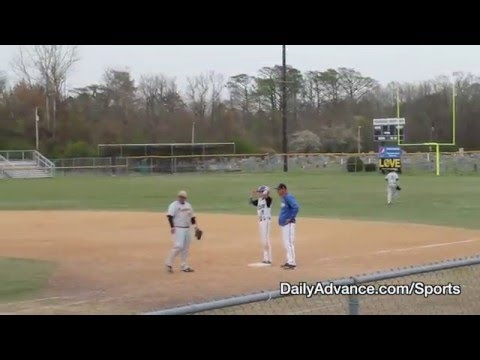 The Daily Advance sports highlights | Albemarle Easter Baseball Tournament  — Edenton vs. Perquimans