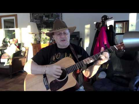 1412 -  Honky Tonk Moon  - Randy Travis cover with guitar chords and lyrics