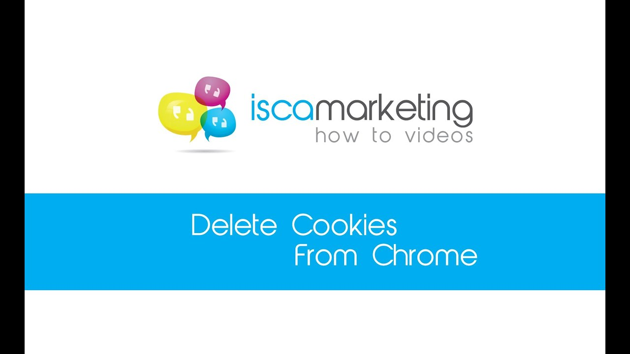 How To Delete Cookies In Chrome (mac)