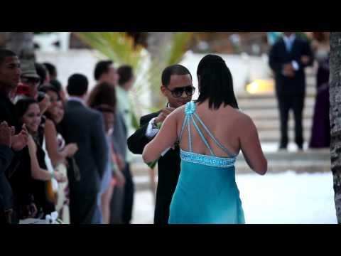 Yamelys y Sergio Fersobe Foto Film