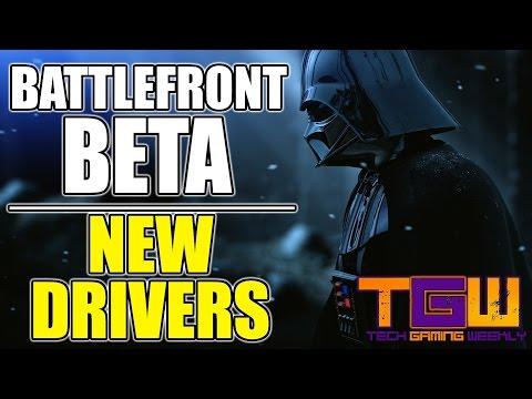 Battlefront Beta News, New Drivers & Far Cry Primal | TGW #18