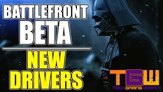 Battlefront Beta News, New Drivers & Far Cry Primal | TGW #18
