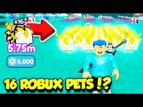 I Spent $80,000 ROBUX In Pet Simulator X Getting A FULL TEAM OF THE BEST ROBUX HEAVEN PET!! (Roblox)