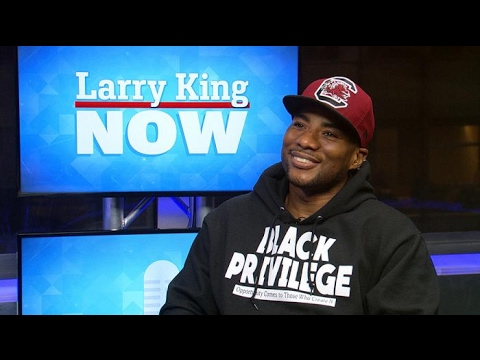 If You Only Knew: Charlamagne Tha God   Larry King Now   Ora.TV