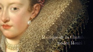 Praetorius, Guédron: Grand Bal à la cour d