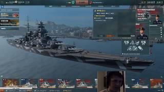 Обучение нового игрока World of Warships с нуля