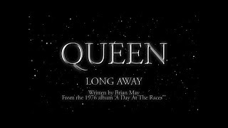Queen - Long Away - (Official Lyric Video)