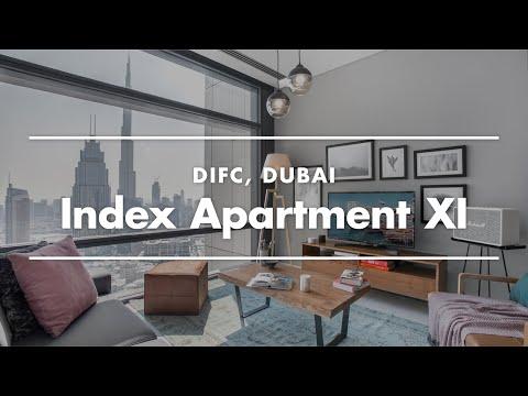 Dubai Apartment Tour | Serviced Apartment In DIFC, Dubai