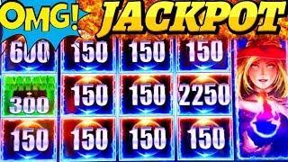 NEW!! Radiant Witch KONAMI Slot Machine HANDPAY JACKPOT -Fantastic Session  | Season 8 | Episode #20
