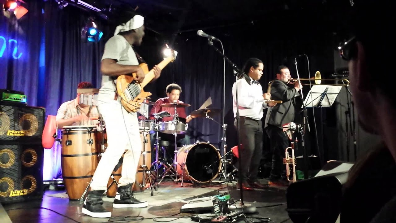 Richard Bona and Mandekan Cubano 4/3/2015