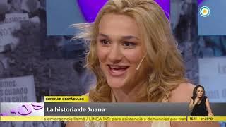 La historia de Juana en #ConVosPropia - 15-11-2019 (1 de 2)