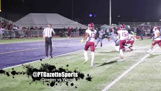 High School Football: Downey vs. Warren