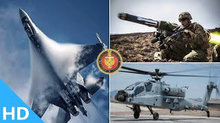 Indian Defence Updates : 114 Su-35 With Super Sukhoi,NAG ATGM Completes Trial,4 Apache Delivery