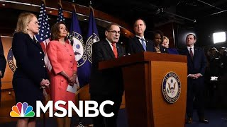 Jerry Nadler: Hunter Biden Is 'Not A Relevant Witness' For The Senate Impeachment trial | MSNBC