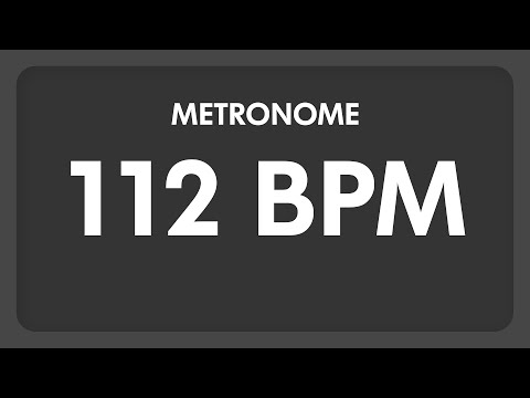 112 BPM - Metronome