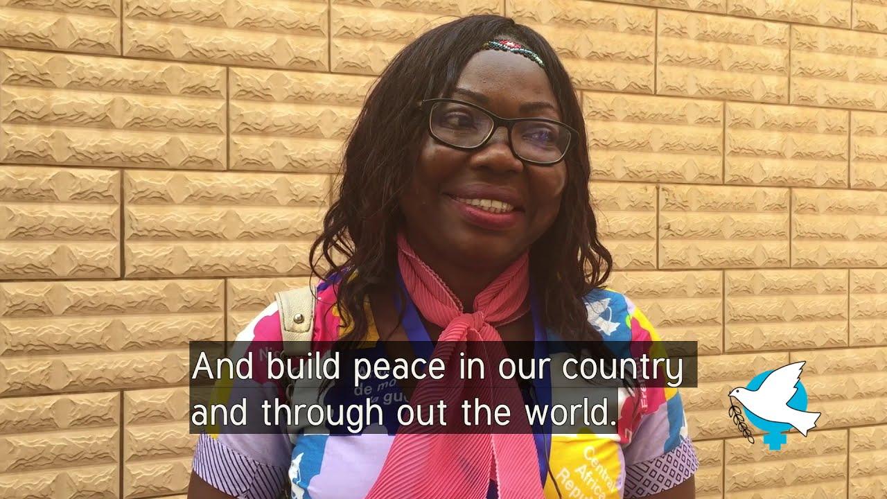 Blogg Afrikanska Kvinnor Mobiliserar For Regionalt
