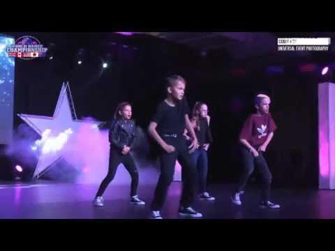 World Dance Champiships We Be Clubbin