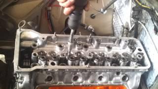 видео Цековки на 16 клапанный 2112
