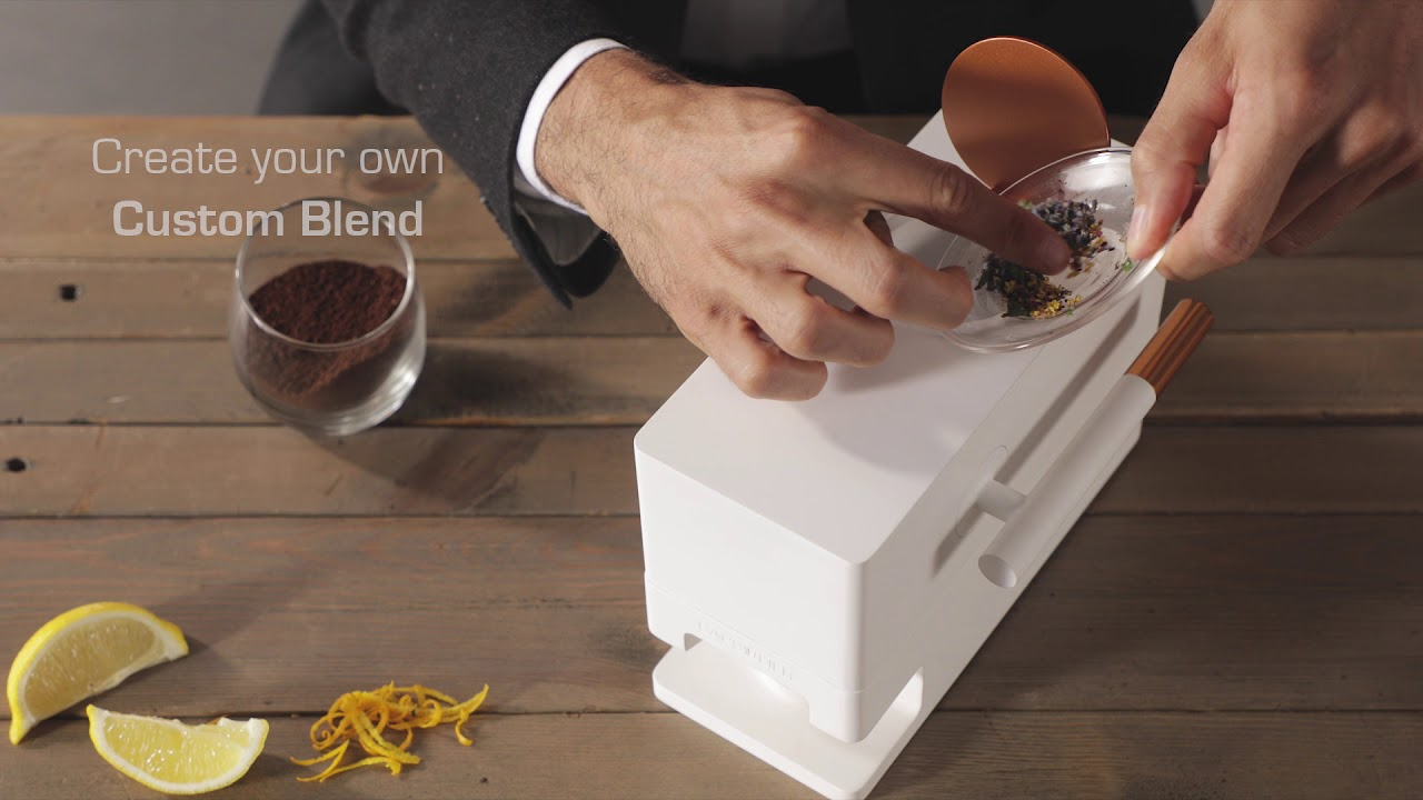 Capsulier Lite // Mess-Free Coffee Capsule Maker video thumbnail