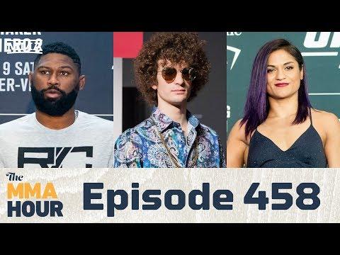 The MMA Hour: Episode 458 (Sean O'Malley, Curtis Blaydes and Cynthia Calvillo)