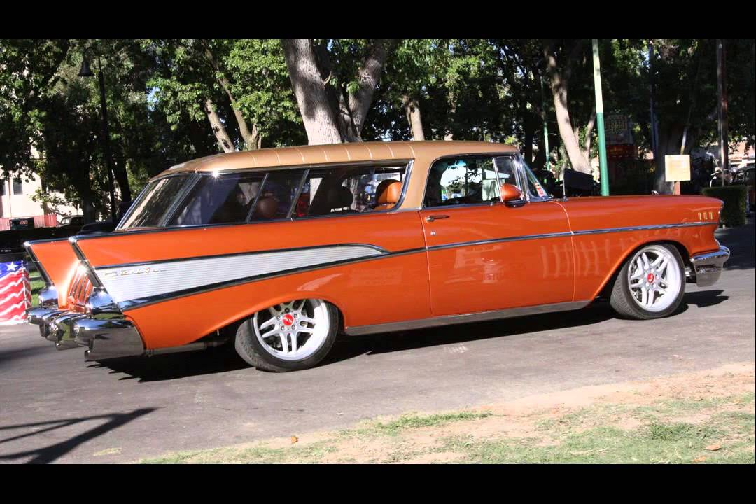 Chevy Nomad Project Car For Sale