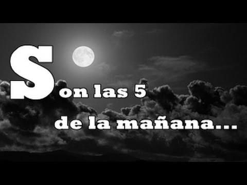 5 de la manana lyrics: