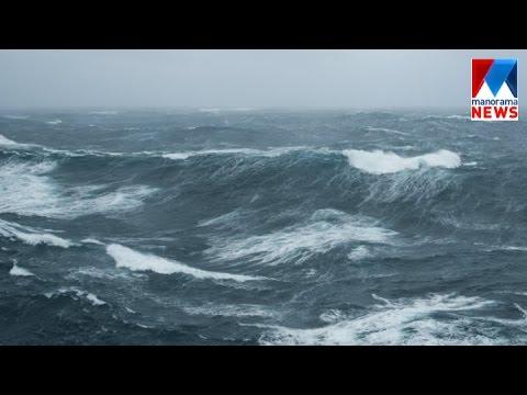 Sea surge in Alappuzha | Manorama News