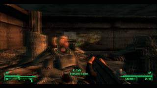 HD Fallout 3 PC gameplay/commentary 1080p (first time)