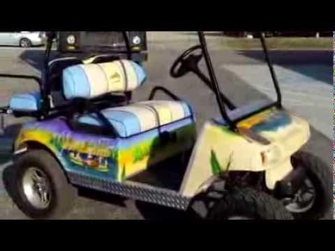 9 best fun whimsical stuff I probably need images on ...  |Margaritaville Golf Cart Craigslist