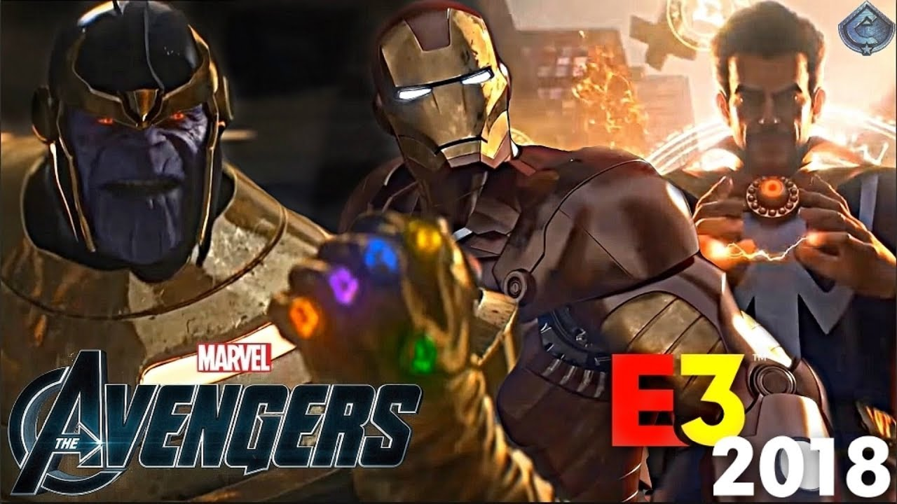 new avengers game reveal at e3 2018 youtube