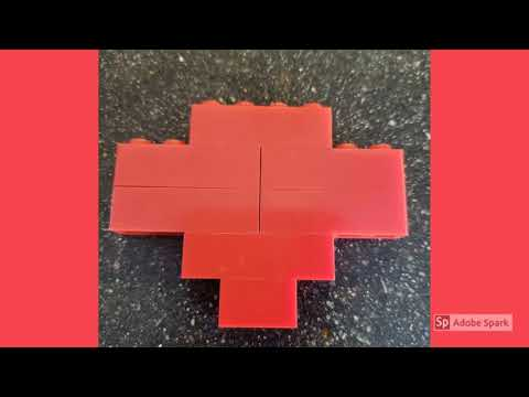 STEAM Activity: How to Make a Lego Heart