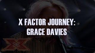 X FACTOR JOURNEY   GRACE DAVIES