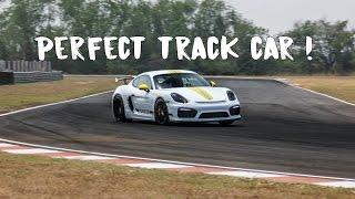 Porsche Cayman GT4 | My Favorite Porsche | MMSC Racetrack #127