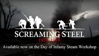 Screaming Steel: 1914-1918  -  Launch Trailer