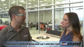 Kyle Busch Motorsports, Behind-The-Scenes With Samantha Busch