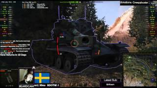 ^^| Participating in World of Artillery Stream Highlight Thumbnail