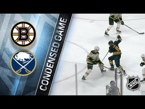Boston Bruins vs Buffalo Sabres – Dec. 19, 2017 | Game Highlights | NHL 2017/18. Обзор матча