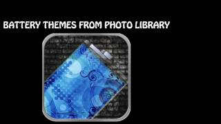 Battery themes from photo library