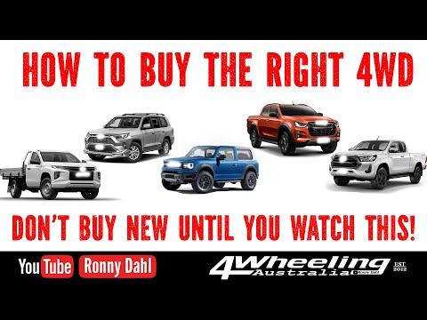 How to Buy the Right 4WD