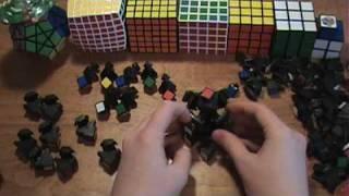 5x5 rubik s cube disassembly tutorial v3