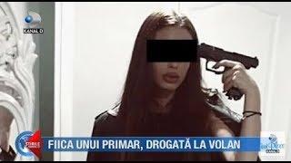 Stirile Kanal D (20.10.2018) - Fiica unui primar, drogata la volan! Editie COMPLETA
