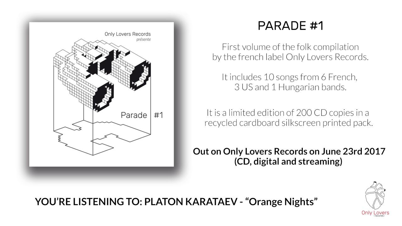 Parade #1 // Platon Karataev