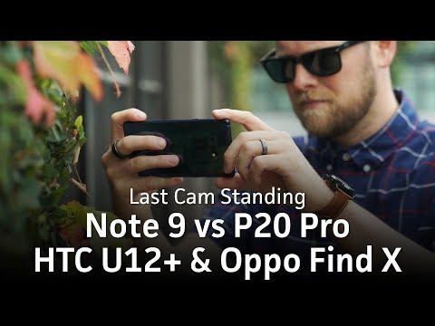 Samsung Galaxy Note 9 camera test vs Huawei P20 Pro, HTC U12+ & Oppo Find X | Last Cam Standing XIV