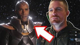 Why Oliver Queen DOES NOT Die in Crisis on Infinite Earths! - Arrow Season 7
