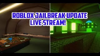 *NEW* JAILBREAK ROBBERY UPDATE LIVE STREAM! | ROBLOX INDONESIA