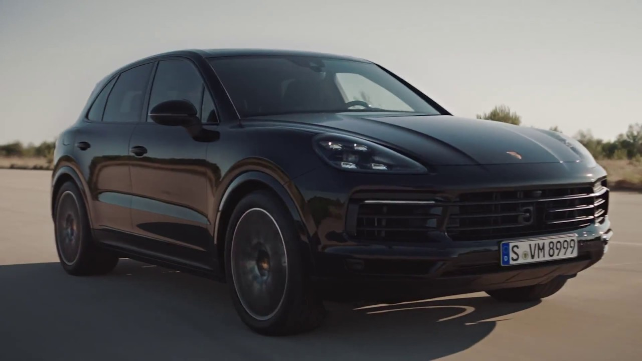 2018 Porsche Cayenne LED Headlights Amp Tail Lights Matrix